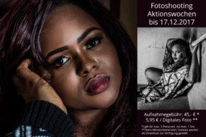 Fotoshooting Aktionswochen bis zum 17.12.2017