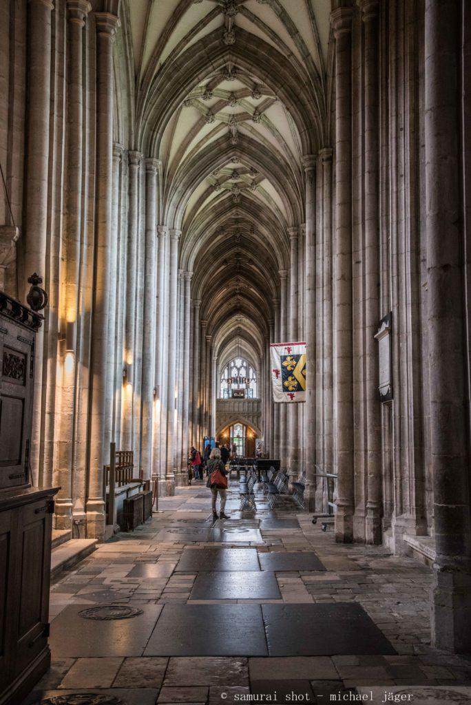 Architekturfotograf Köln – Kathedrale von Winchester