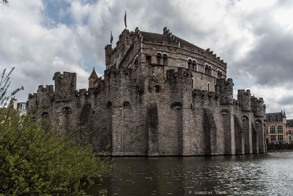Architekturfotograf Köln – Burg in Gent