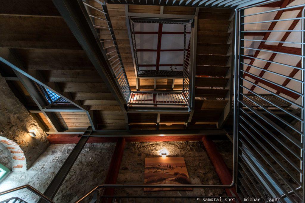 Architekturfotograf Köln – Treppenhaus