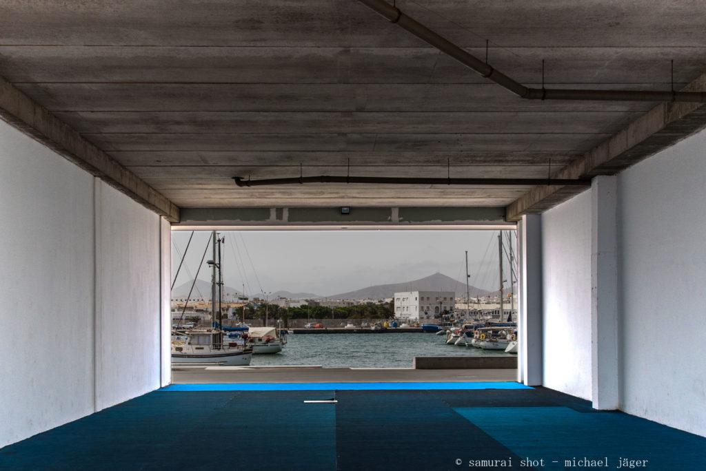 Architekturfotograf Köln – Hafenansicht Lancarote