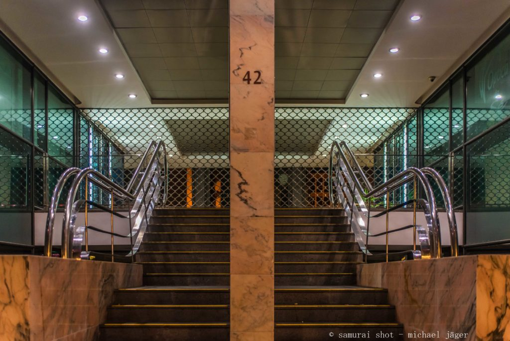 Architekturfotograf Köln – Treppe